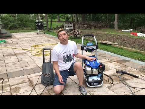 Review Costco PowerStroke Yamaha 3100 powerwasher - YouTube