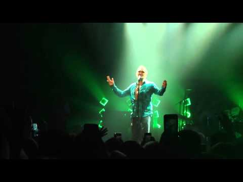 jack the ripper - morrissey 01-02-2016 Las Vegas