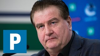 Canucks GM talks draft, contracts, possible trades   The Province