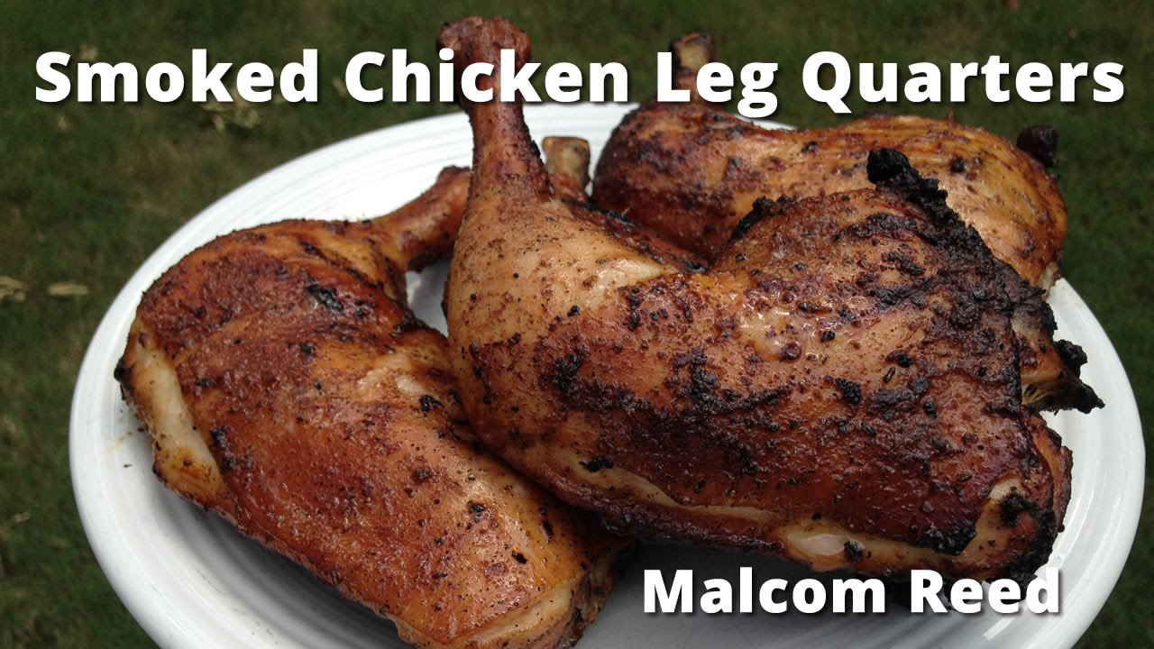 Smoked Chicken Leg Quarters White Sauce Chicken Leg Quarters With