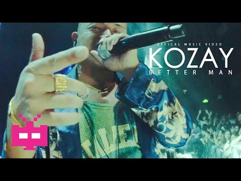🎙KOZAY : Better Man [ MV ] ft. Mixin米欣  - Shanghai Hip Hop China Rap 上海说唱