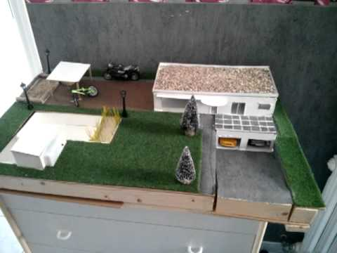 Maquette maison youtube - Comment cambrioler une maison ...