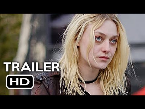 VIENA AND THE FANTOMES Trailer (2020) Dakota Fanning , Jon Bernthal Movie