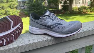 Saucony Omni 19 1st Run Impressions Review. Details, Comparisons To Other 2020 Saucony Trainers