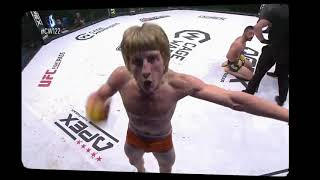"The Paddy ""The Baddy"" Pimblett Cage Warriors story"