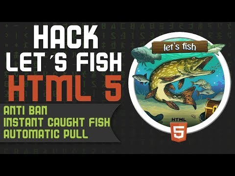 🔴LET'S FISH HTML5 16/11/2019🔴