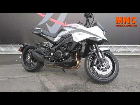 Suzuki Katana : Smart-vidéo en direct de notre essai