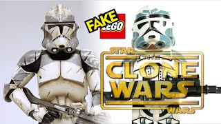 Star Wars Clone Trooper Wolfpack 104th Legion LEGO® kompatible Minifigur NEU