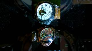 megir watch tourbillon movement review