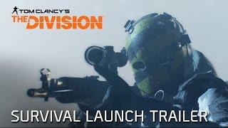 Tom Clancy's The Division – Expansion 2 – Survival Launch Trailer [PT]