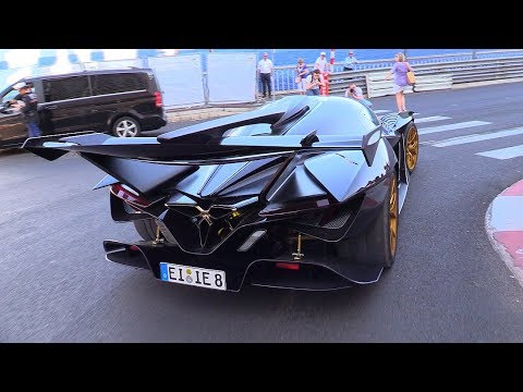 $2,7 Million Apollo IE - Start, Crazy Sounds & On The Road!