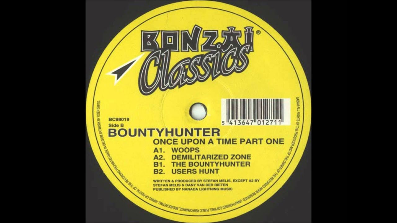 Bountyhunter - Woops (Original Mix)