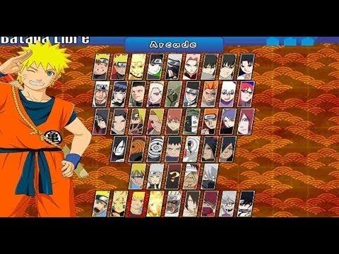 Naruto Download Shippuden Shinobi Rumble Generations Mugen Full Game Pc Free Youtube