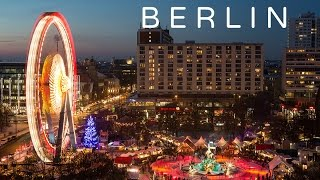 Mercado Navideño en la alcaldía de Berlín | Alemania Ep. 6