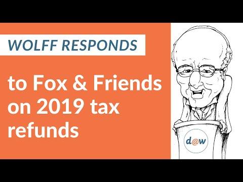 Wolff responds to Fox & Friends