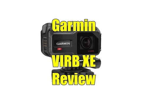 GARMIN VIRB XE ACTION CAMERA LONG AND...