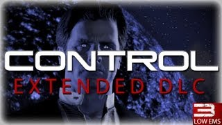 Low EMS: Control Ending (Male Shep, Ashley) - [MASS EFFECT 3] Extended Cut DLC