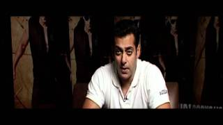 Salman Khan (Bodyguard) on MTunes HD