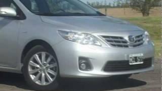 Toyota Corolla SE-G 6MT - Test - Matías Antico
