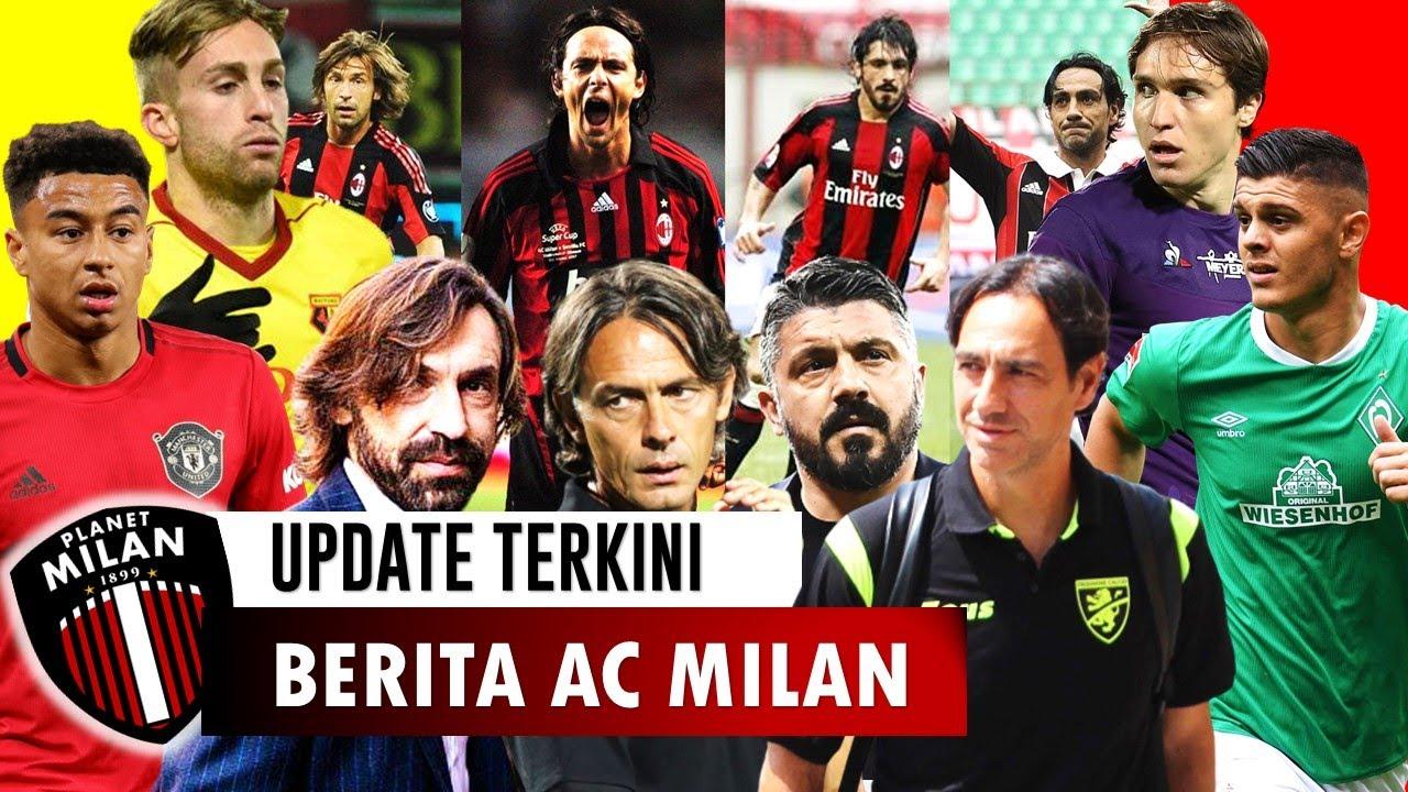 Reuni 4 LEGENDA - Kandidat Winger Baru Milan - Pengorbanan BAKAYOKO | Berita AC Milan