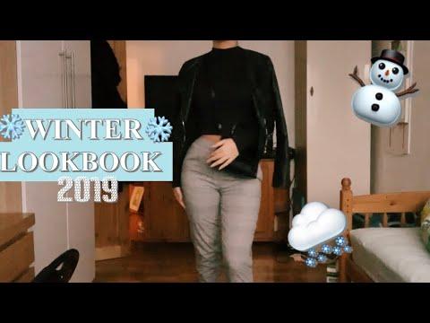 [VIDEO] - WINTER LOOKBOOK 2019 ❄️ 2
