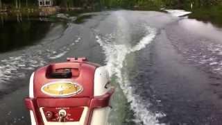 1958 Johnson 18 Horsepower. Lake Wentworth NH