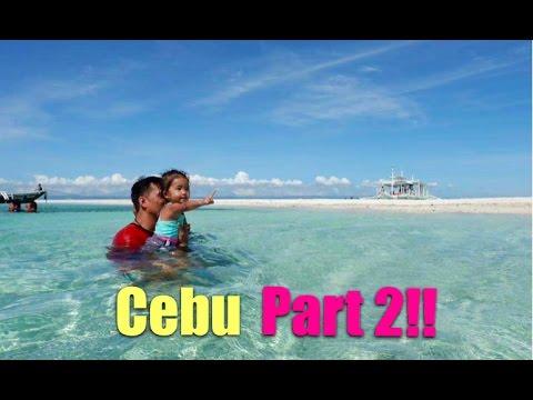 Cebu Trip | Philippines 2016| Part 2 | Travel Vlog!!