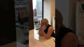 Watch Dr. Erickson do her own Botox treatment!
