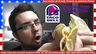 eating taco bell