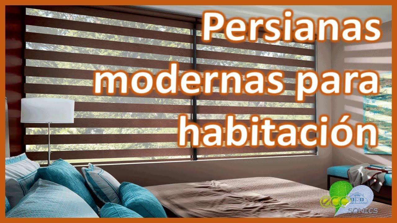 Como Elegir La Persiana Para Las Habitaciones Persianas
