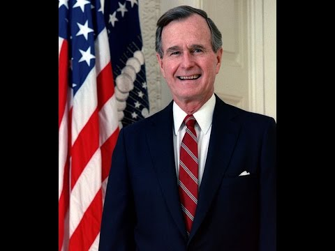 President George Bush and the fall of the Soviet Union