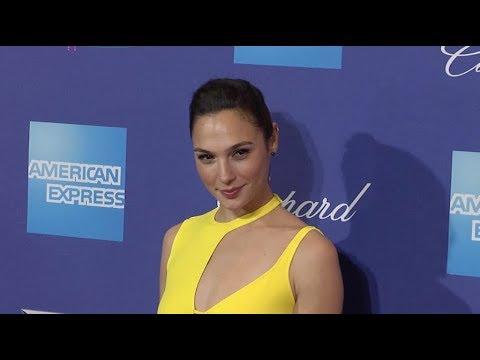 Gal Gadot at Palm Springs International Film Festival Awards