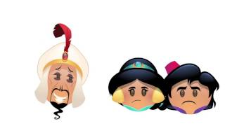 Aladdin raconté en Emoji | Disney BE