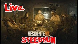 LIVE● RESIDENT EVIL 7 Biohazard - SPEEDRUN 2:56:36 und 20/20 Puppen - GERMAN - MrAdi390