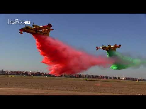 Le Marrakech Air Show ouvre ses portes