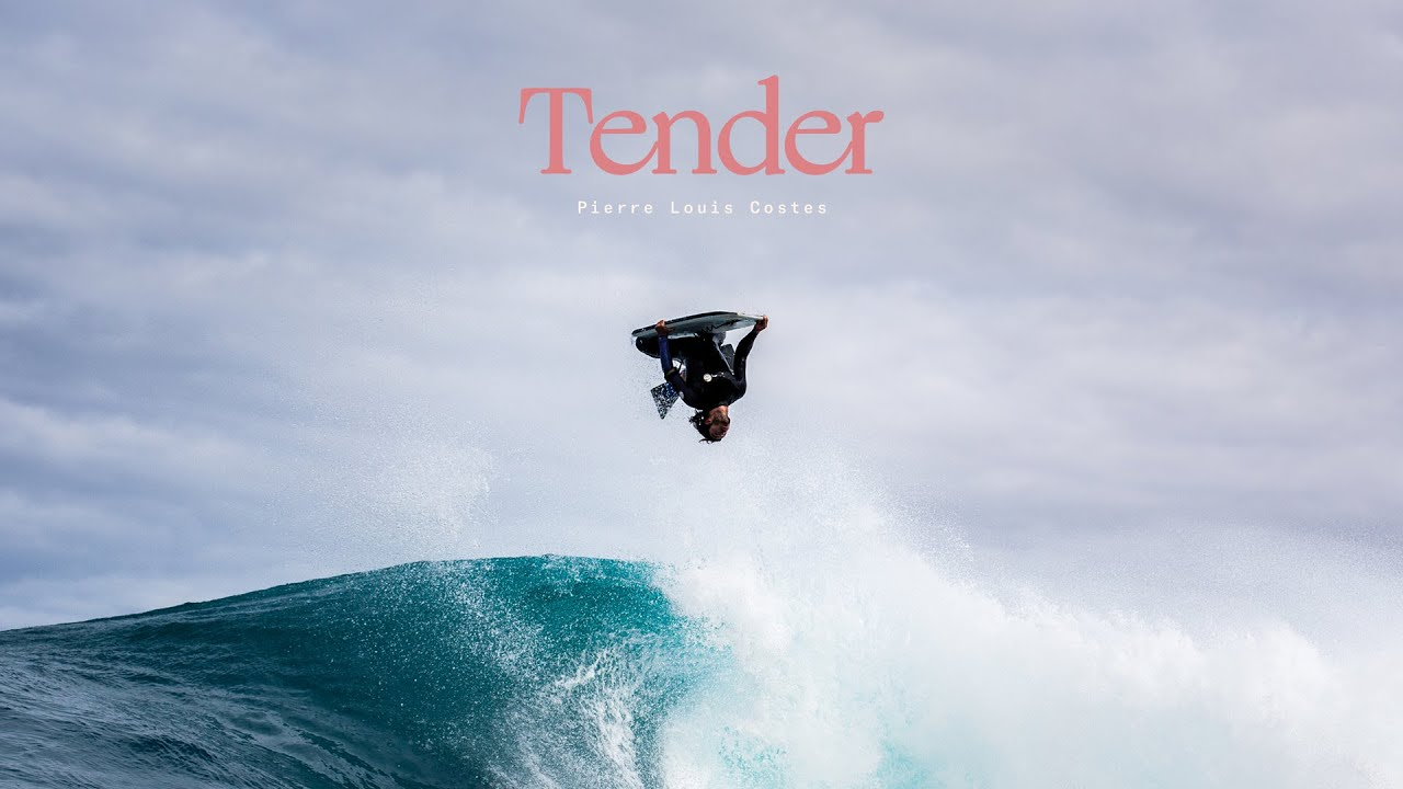 TENDER - Bodyboard Film by Pierre Louis Costes (LIVE Showing)