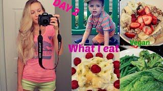 DAY 2/ Что я ем! МОРОЖЕНОЕ на обед?? Одна с детьми/моя жизнь