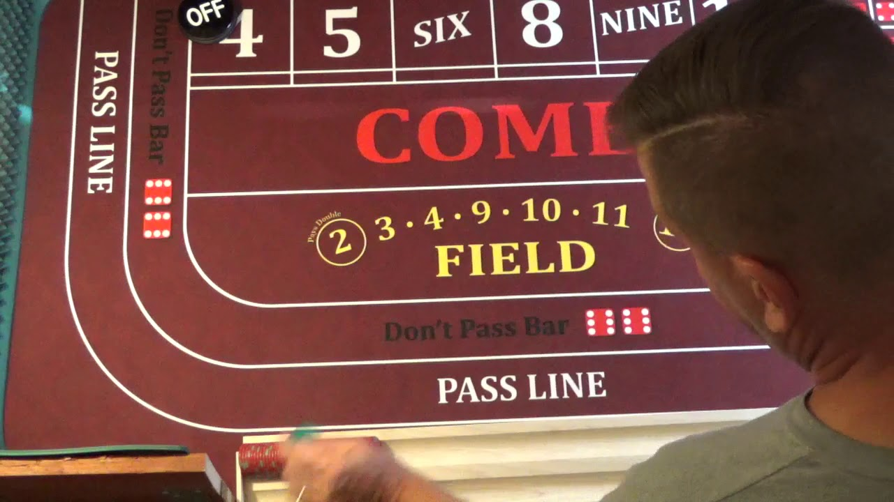 DonT Pass Bet Strategy