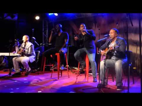 Take 6 - Grandma's Hands / Mary (New Morning - Paris - April 27th 2016)
