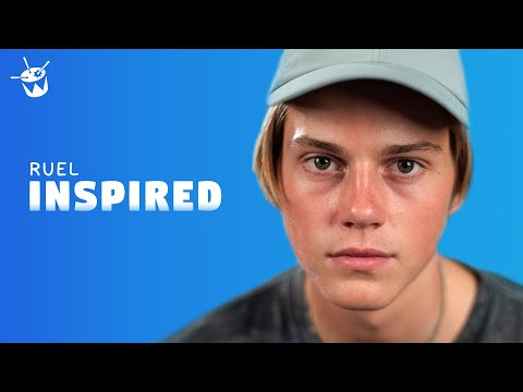 16 year old Ruel on 'Younger' | INSPIRED