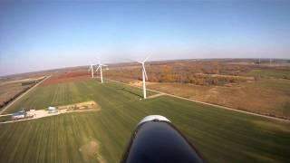 AXN Floater Jet FPV Windmills GoPro HD