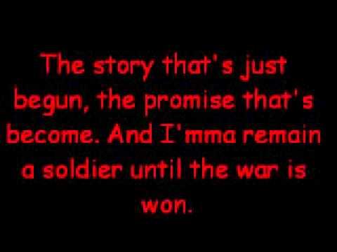 The Boondocks Theme Song (lyrics)