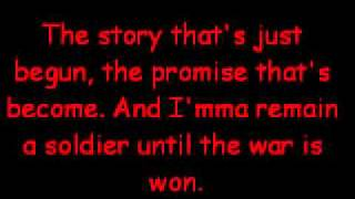 The Boondocks Theme Song (lyrics)