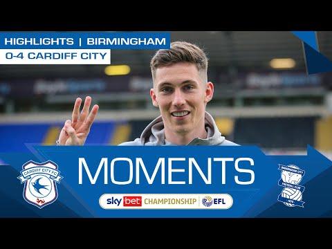 Birmingham Cardiff Goals And Highlights