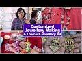 Customized Jewellery Making - Lowcost Jewellry Kit - Easy Jewellery  Making - DIY Jewellery Making