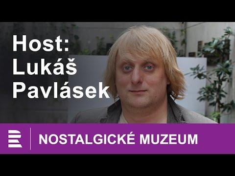 Nostalgické muzeum Ondřeje Suchého. Host: Lukáš Pavlásek
