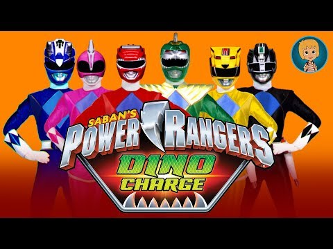 Thumbnail: POWER RANGERS Dino CHARGE Unleash The POWER 7 GERTIT