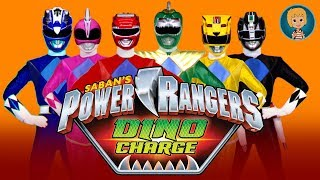 POWER RANGERS Dino CHARGE Unleash The POWER 7 GERTIT
