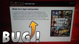 IMPOSSIBLE DE JOUER À GTA 5 ! (Solution)