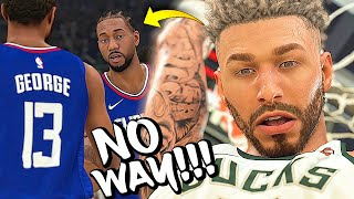 HOW DID THEY MAKE THE NBA FINALS ... !?! CLIPPERS CHEATED LAKERS! - NBA 2K20 MyCAREER #41
